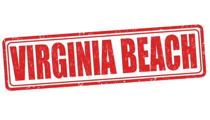 Virginia Beach stamp