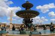Fontaine de la concorde à Paris, France - 73493922