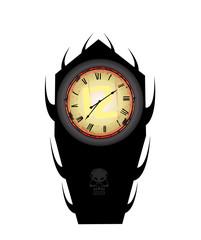 Horror Clock