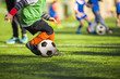 football training for children - 73495184