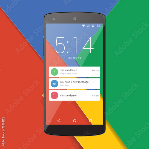 Lollipop Android Phone - 73495152