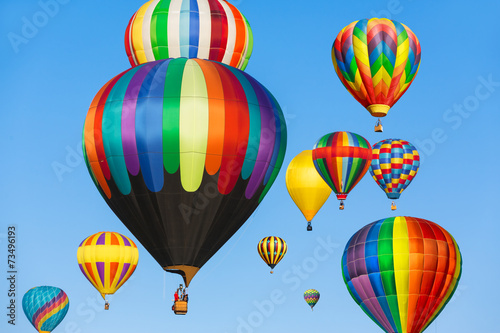 Hot air balloons - 73496193