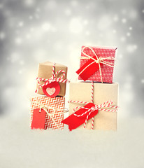 Small Handmade gift boxes