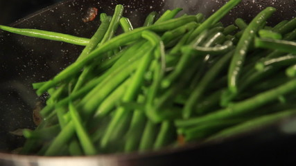 Green beans cooking. Find similar in our portfolio.