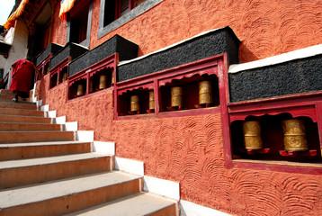 Leh Monastery