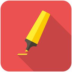 Marker pen icon