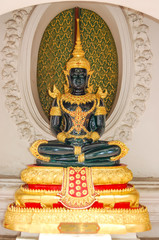 Typical Thai Buddha Statue