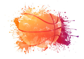 Basketball ball