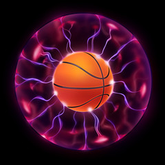 Basketball Ball Wheel