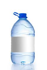 Water bottle Gallon  isolated, Water Bottle Mockup
