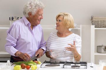 Preparation Repas Seniors