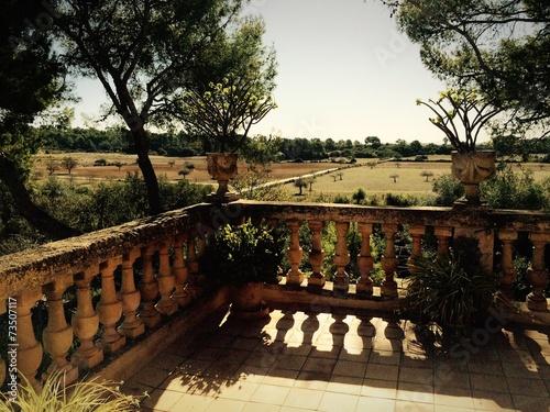 canvas print picture Mallorca, Landschaft
