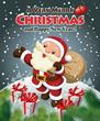 539 Vintage christmas poster design (249).cdr