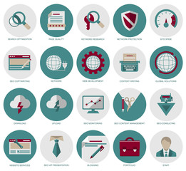 SEO icons part2