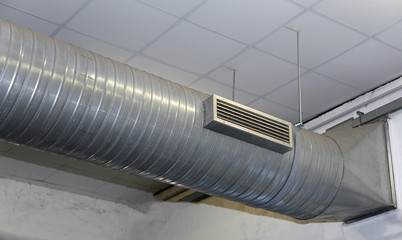 air conditioning and heating with stainless steel tubing in a wo