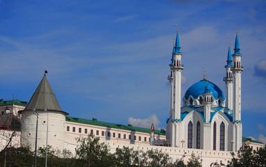 Kul Sharif - main Juma Mosque Tatarstan and Kazan