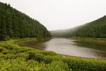 Lagoa das Empadadas nos Açores