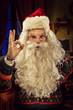 Satisfied happy Santa Claus