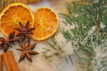 Strernanis Orange Zimt