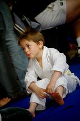 jeune judoka