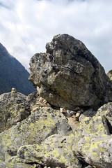 stone in Zlomiskova dolina
