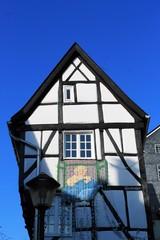 Altstadtgebäude in Essen-Kettwig.
