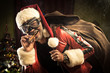 Bad Santa is coming - 73518398