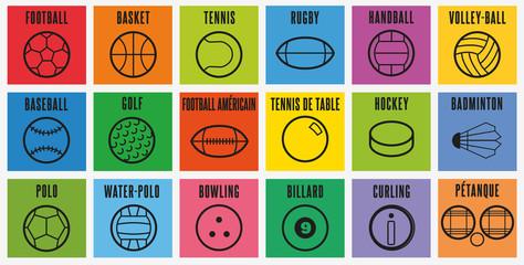 Ballons Sport 2