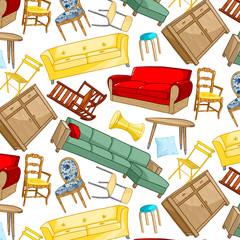 Motif meubles