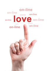 Love on the Internet