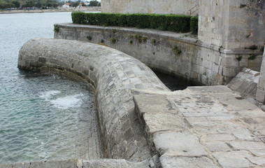 Rempart de la Rochelle