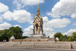 Постер, плакат: The Albert Memorial in Hyde Park London UK