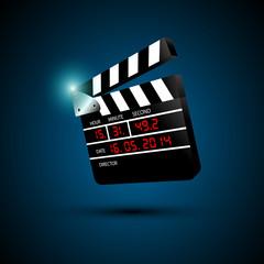 ciak, cinema, film, fotogrammi, rullino
