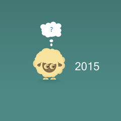 Happy new year 2015. Year of the Sheep.