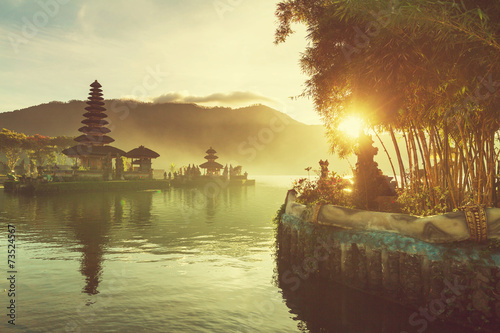 Keuken foto achterwand Indonesië Ulun Danu. Bali