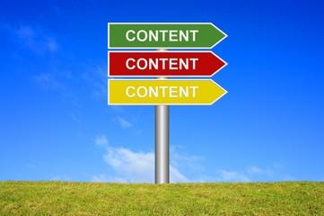 Online Erfolg: Content Content Content