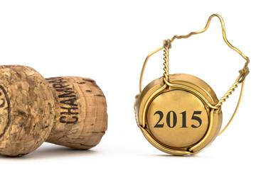 Champagnerkorken 2015