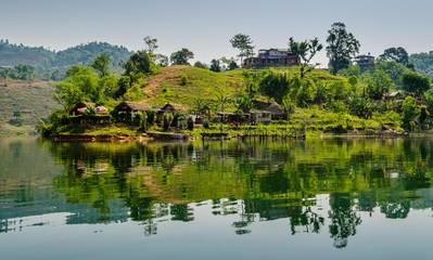 Lake Begnas Nepal