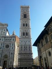 Florenz, Dom - Glockenturm