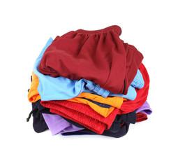 pile of shorts