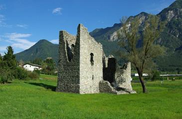 Novaledo (Italy) - Tor Quadra Ruin