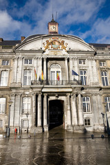 Prince-Bishop Palace, Liege, Belgium
