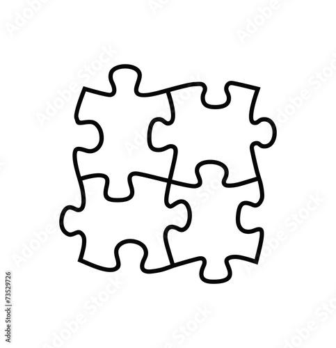 puzzles icon - 73529726