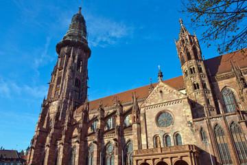 Freiburg, Schwarzwald, Münster,