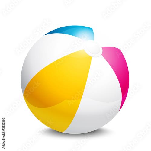 Fototapeta Beach ball