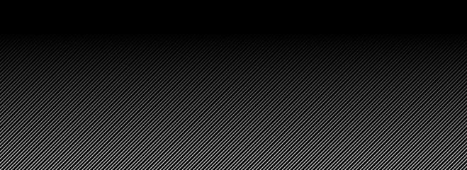 Schwarzer Hintergrund und weiße Streifen mit sanftem Übergang