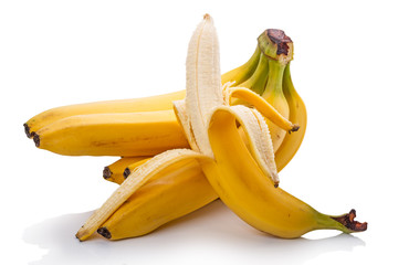 Stem of bananas
