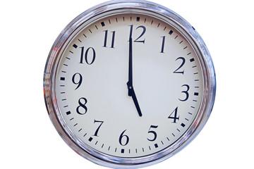Wall office clock