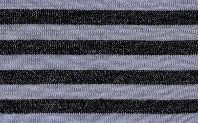 striped fabric with lurex