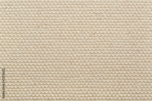 Fotobehang Stof Canvas natural beige texture background